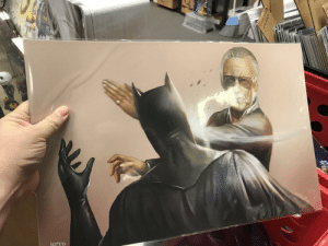 Funny, Flea, and Via: NOPEYS Found this at a flea market while on a trip in PA via /r/funny https://ift.tt/2QDnR7J
