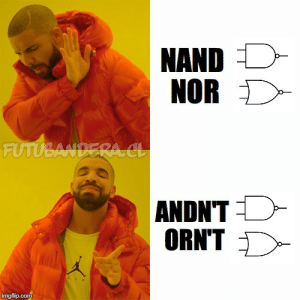 Another logical nt joke: NORD  FUTUBA  ANDNT  ORNT  imgfilip.com Another logical nt joke