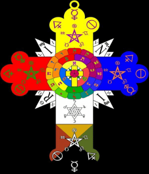 "normal-horoscopes:  trashcollectshere: normal-horoscopes:   alchemicwizard:  normal-horoscopes:  normal-horoscopes: NOT TO DUNK ON THE ROSICRUCIANS BUT THE ROSY CROSS IS THE UGLIEST THING EVER  - HEBREW CHARACTERS FOR A CHRISTIAN ESOTERIC SYMBOL - FOUR USES OF THE ALKALAI SYMBOL BUT NO USES OF NITRE - NICE HEXAGRAM STAR TRUST US WE ARENT ANTISEMITIC - ""WHAT IF WE INCORPORATED COLOR INTO THE WORKING?"" - INRI - ""IS THERE A SYMBOL FOR AIR?"" ""IDK DUDE JUST DRAW A BIRD"" - ""WHAT ABOUT WATER?"" ""DUDE JUST PICK A WATER ZODIAC"" - ""WHICH WATER ZODIAC?"" ""IT DOESN'T MATTER"" - ""PUT GOLD OVER THE R IN REX SO PEOPLE KNOW ITS IMPORTANT"" - OCCULT GRAPHIC DESIGN IS MY PASSION  Literally every aspect of it is just awful. My Hebrew isnt as good as it should be but I'm 99% certain that Hebrew is complete gibberish.  ALSO the water symbol looks like aquarius which I'm sure pretty much everyone is aware is an air sign. What a fucking mess.  I remember when we studied these losers in my art and occulture class I had to leave the room because I was laughing too hard at how much they suck.   IT IS GIBBERISH BC ITS JUST THE ENTIRE ALPHABETWHICH IS LIKE AN INSECURE CHEF GETTING NERVOUS AND JUST PUTTING EVERY SEASONING THEY HAVE INTO THE POT     I dont do occult stuff but i assume this is a mess to look at knowing the meaning but. Not knowing? The colors are awful, the symbols are placed carefully but look hard to decipher. The letters are hard to read and all around this could probably be replaced with something much easier to comphrehend and use.  EXACTLYTHIS IS THE DIFFERENCE BETWEEN ""GOOD"" AND ""BAD"" SIGILWORKTO SOMEONE WITH NO KNOWLEDGE OF THE OCCULT THE ROSY CROSS /FEELS/ LIKE IT HAS POWER BUT IT ALSO FEELS JUMBLED MESSY OVERLY COMPLICATED AND JUST PLAIN UGLY WHEN IT COMES TO SIGILWORK INTRICACY = POWER BUT CLARITY = ACCURACY AND THE ROSY CROSS FAILS ON BOTH FRONTS : normal-horoscopes:  trashcollectshere: normal-horoscopes:   alchemicwizard:  normal-horoscopes:  normal-horoscopes: NOT TO DUNK ON THE ROSICRUCIANS BUT THE ROSY CROSS IS THE UGLIEST THING EVER  - HEBREW CHARACTERS FOR A CHRISTIAN ESOTERIC SYMBOL - FOUR USES OF THE ALKALAI SYMBOL BUT NO USES OF NITRE - NICE HEXAGRAM STAR TRUST US WE ARENT ANTISEMITIC - ""WHAT IF WE INCORPORATED COLOR INTO THE WORKING?"" - INRI - ""IS THERE A SYMBOL FOR AIR?"" ""IDK DUDE JUST DRAW A BIRD"" - ""WHAT ABOUT WATER?"" ""DUDE JUST PICK A WATER ZODIAC"" - ""WHICH WATER ZODIAC?"" ""IT DOESN'T MATTER"" - ""PUT GOLD OVER THE R IN REX SO PEOPLE KNOW ITS IMPORTANT"" - OCCULT GRAPHIC DESIGN IS MY PASSION  Literally every aspect of it is just awful. My Hebrew isnt as good as it should be but I'm 99% certain that Hebrew is complete gibberish.  ALSO the water symbol looks like aquarius which I'm sure pretty much everyone is aware is an air sign. What a fucking mess.  I remember when we studied these losers in my art and occulture class I had to leave the room because I was laughing too hard at how much they suck.   IT IS GIBBERISH BC ITS JUST THE ENTIRE ALPHABETWHICH IS LIKE AN INSECURE CHEF GETTING NERVOUS AND JUST PUTTING EVERY SEASONING THEY HAVE INTO THE POT     I dont do occult stuff but i assume this is a mess to look at knowing the meaning but. Not knowing? The colors are awful, the symbols are placed carefully but look hard to decipher. The letters are hard to read and all around this could probably be replaced with something much easier to comphrehend and use.  EXACTLYTHIS IS THE DIFFERENCE BETWEEN ""GOOD"" AND ""BAD"" SIGILWORKTO SOMEONE WITH NO KNOWLEDGE OF THE OCCULT THE ROSY CROSS /FEELS/ LIKE IT HAS POWER BUT IT ALSO FEELS JUMBLED MESSY OVERLY COMPLICATED AND JUST PLAIN UGLY WHEN IT COMES TO SIGILWORK INTRICACY = POWER BUT CLARITY = ACCURACY AND THE ROSY CROSS FAILS ON BOTH FRONTS"