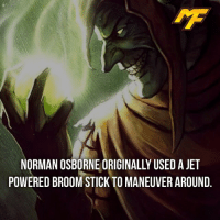 Broomstick, Easter, and Facts: NORMAN OSBORNE ORIGINALLY USED A JET  POWERED BROOMSTICK TO MANEUVER AROUND |- Follow @marvelfact.ig for more!💪🏼 -| - - - - marvel marveluniverse dccomics marvelcomics dc comics hero superhero villain xmen apocalypse xmenapocalypse geekhype hype doctorstrange spiderman deadpool meme captainamerica ironman teamcap teamstark teamironman civilwar captainamericacivilwar marvelfact marvelfacts fact facts easter