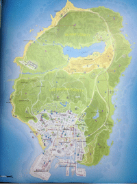 "Tumblr, Blog, and Http: NORTH CHUMASH  SANDY SHORES  ora  Lago Zancudo  GREAT CHAPARRAL  TONGVA HILLS  TONGVA  VINEWOOD  CHUMASH  숍  3  14  RICHMAN  PACIFIC BL  DEL PERRO  LITTLE  SEOUL  VESPUCCİ  EAST LOS SANTOS  LOS SANTOS  Paloming  LA PUERTA  PORT OF SOUT  LOS SANTOS  LOS SANTOS  INTERNATIONAL AIRPORT <p><a href=""http://mapsofland.tumblr.com/post/150114745453/san-andreas-grand-theft-auto-v-2013"" class=""tumblr_blog"">mapsofland</a>:</p>  <blockquote><p>San Andreas<br/>Grand Theft Auto V (2013)<br/></p></blockquote>"