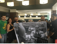 Not a bad way to begin my day here in Mexico, Signing banners for fans, shirts, posters. Who had been waiting patiently for my arrival. Then remembered why I came down..... to eat breakfast! Lol - Today at 2pm I will be making a Gym Appearance- meet and greet, then tomorrow the Celaya Grand Prix show. I heard it's gonna be madness, needless to say I'm pumped! Mexico GuestApperance ThankYouForTheWelcome IfeelTallHere: Not a bad way to begin my day here in Mexico, Signing banners for fans, shirts, posters. Who had been waiting patiently for my arrival. Then remembered why I came down..... to eat breakfast! Lol - Today at 2pm I will be making a Gym Appearance- meet and greet, then tomorrow the Celaya Grand Prix show. I heard it's gonna be madness, needless to say I'm pumped! Mexico GuestApperance ThankYouForTheWelcome IfeelTallHere