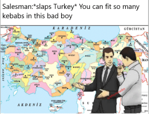 Not a racist meme Im kebab too (its fucking delicious): Not a racist meme Im kebab too (its fucking delicious)