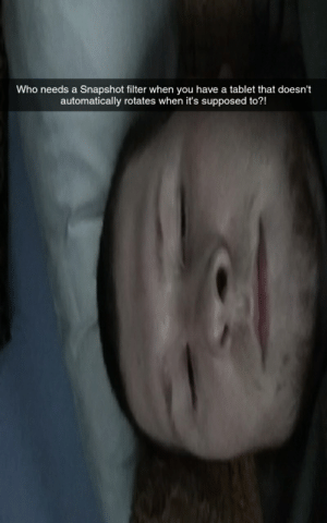 Not a Snapchat filter, but a result when you open Snapchat while holding phone horizontally.: Not a Snapchat filter, but a result when you open Snapchat while holding phone horizontally.