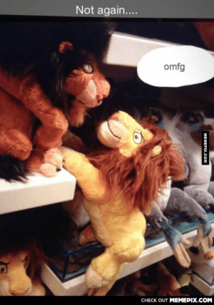 History repeats itself… in a toy store…omg-humor.tumblr.com: Not again..  omfg  CНECK OUT MЕМЕРIХ.COM  MEMEPIX.COM History repeats itself… in a toy store…omg-humor.tumblr.com
