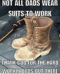 America, Friends, and God: NOT ALL DADS WEAR  SUITS TO WORK  THANK GOD FOR THE HARD  WORKIN DADS OUT THERE . ✅ Double tap the pic ✅ Tag your friends ✅ Check link in my bio for badass stuff - usarmy 2ndamendment soldier navyseals gun flag army operator troops tactical armedforces weapon patriot marine usmc veteran veterans usa america merica american coastguard airman usnavy militarylife military airforce tacticalgunners