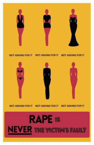Rape, Never, and Asking: NOT ASKING FOR IT  NOT ASKING FOR IT  NOT ASKING FOR IT  NOT ASKING FOR IT  NOT ASKING FOR IT  NOT ASKING FOR IT  RAPE Is  NEVER TIHIE VICTIM'S FAULT