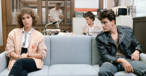 """Not everyone know this, but Charlie Sheen been playing drug addict Garth Volbeck since 1986, when """"Ferris Bueller's day off"""" first came out, to this very day. Staying in role more then 30 years, amazing.: Not everyone know this, but Charlie Sheen been playing drug addict Garth Volbeck since 1986, when """"Ferris Bueller's day off"""" first came out, to this very day. Staying in role more then 30 years, amazing."""