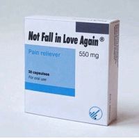 calellon: : Not Fall in Love Again  550 mg  Pain reliever  30 capsulses  For oral use calellon: