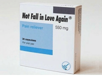 Fall, Love, and Love Again: Not Fall in Love Again  n reliever  550 mg  30 For oral use