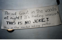 """Deer, Tumblr, and Hunting: not fursuit in the woods  at night! It's hunting season  9  THIS IS NO JOKE  tay on the marked hiking paths <p><a href=""""https://platypus-in-a-bottle.tumblr.com/post/164182862883/disastrousnonsense-jack-the-lion-please-stay"""" class=""""tumblr_blog"""">platypus-in-a-bottle</a>:</p><blockquote> <p><a href=""""http://disastrousnonsense.tumblr.com/post/164163556644/jack-the-lion-please-stay-safe-cubs-who-out"""" class=""""tumblr_blog"""">disastrousnonsense</a>:</p> <blockquote> <p><a href=""""http://jack-the-lion.tumblr.com/post/164159267751/please-stay-safe-cubs"""" class=""""tumblr_blog"""">jack-the-lion</a>:</p>  <blockquote><p>Please stay safe, cubs!</p></blockquote>  <p>who out there shootin purple deer and bright green foxes that walk on two legs and have big ol toony eyes</p> </blockquote> <figure class=""""tmblr-full"""" data-orig-height=""""1125"""" data-orig-width=""""2001""""><img src=""""https://78.media.tumblr.com/1f8c92fb549f7e9c4a54e2659e5937ac/tumblr_inline_ouothn7Yqp1rwm89z_540.png"""" data-orig-height=""""1125"""" data-orig-width=""""2001""""/></figure></blockquote>"""