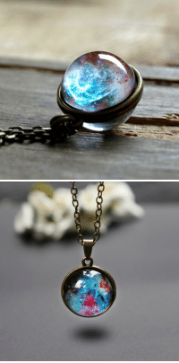 Beautiful, Cute, and Family: not-much-is-here:  but-whatiff:  cute-aesthetics-things: A truly Unique and Beautiful Galaxy in a Necklace. A Lovely and Great Gift For your Friends and Family! USE CODE: GALAXY = GET YOURS HERE =  I bought one and gave it to my sis. She loved it!  want