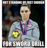 SwordDrill BibleDrill BaptistHumor: NOT STANDING UP FAST ENOUGH  @baptist memes  FOR SWORD DRILL SwordDrill BibleDrill BaptistHumor