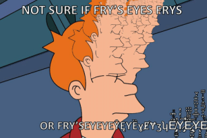 https://t.co/NCKc4bN3n7: NOT SURE IF FRY S EYES FRYS  OR FRY'SEYEYE  YEYEyEY3yEEXE https://t.co/NCKc4bN3n7