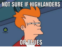 Memes, Chiefs, and Mean: NOT SURE IF HIGHLANDERS  RUGBY  MEMES  nstagiam  OR BLUES I mean seriously... 😐 rugby highlanders chiefs banter