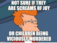 "Advice, Children, and Tumblr: NOT SURE IF THEY  ARE SCREAMS OF JOY  OR CHILDREN BEINe  VICIOUSLY MURDERED  imgilip.com <p><a href=""http://advice-animal.tumblr.com/post/173411259575/i-live-across-the-street-from-a-park-with-a-large"" class=""tumblr_blog"">advice-animal</a>:</p>  <blockquote><p>I live across the street from a park with a large playground.</p></blockquote>"