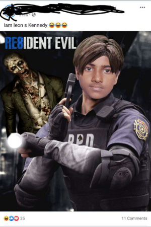 Not sure if this qualifies since it was in a Resident Evil group, so feel free to delete this if it does meet the rules.: Not sure if this qualifies since it was in a Resident Evil group, so feel free to delete this if it does meet the rules.