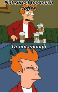 Not sure if too much  coffee  or not enough Brace yourselves, the Finals are coming... www.memecenter.com/fun/3063077/with-finals-coming-soon-i-amp-039-ve-gotta-have-an-edge  Go to http://plus.google.com/+memecenter for more funny memes and pics!