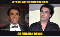 Ranveer Singh's wax statue was unveiled at France's Grévin wax museum yesterday. ranveersingh shiamak waxstatue france scoopwhoophumor: NOT SURE WHETHER RANVEER SINGH  evi  Grev  evin  SCOOPWHOOP  OR SHIAMAK DAVAR Ranveer Singh's wax statue was unveiled at France's Grévin wax museum yesterday. ranveersingh shiamak waxstatue france scoopwhoophumor