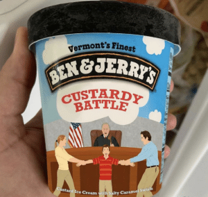 Not the ice cream I wanted as a kid, but the ice cream I deserved.: Not the ice cream I wanted as a kid, but the ice cream I deserved.