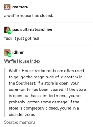 Not the Waffle House!!: Not the Waffle House!!