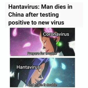 Not this again... #Memes #Hantavirus #Coronavirus #Health: Not this again... #Memes #Hantavirus #Coronavirus #Health