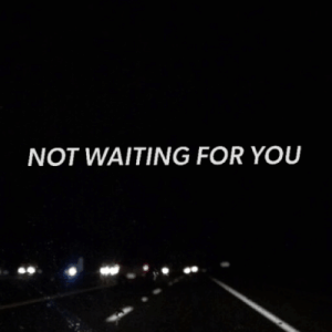 Target, Tumblr, and Blog: NOT WAITING FOR YOU allthesinkingships:  no more wasted time // sarah kate o.