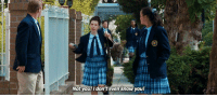 dailygiffing: The Princess Diaries (2001): Not you! I  t even know youl dailygiffing: The Princess Diaries (2001)