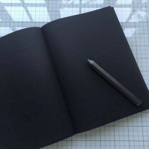 Notebook, Dark, and For: Notebook for dark theme lovers