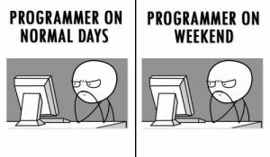 Nothing Changes If Nothing Changes - Programmers Life: Nothing Changes If Nothing Changes - Programmers Life