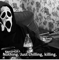 currentmood: Nothing. Just chilling, killing. currentmood