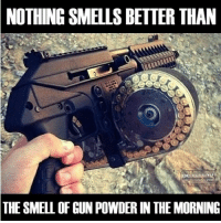 Repost from @defend.the.second gun guns military rifle combat hunting shooting gunlife gunporn freedom pistol firearm: NOTHING  SMELLS BETTER THAN  THE SMELL OF GUN POWDER IN THE MORNING Repost from @defend.the.second gun guns military rifle combat hunting shooting gunlife gunporn freedom pistol firearm