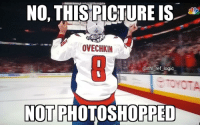 Logic, Memes, and National Hockey League (NHL): NOTHISRICTURE IS  OVECHKIN  @nhl_ref_logic  TOYOTA  NOT PHOTOSHOPPED Backstrom with the JUICY f bomb on live TV