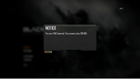 vac: NOTICE  You are VAC banned. You cannot play DNLINE.  ENTEROK