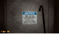 Memes, Been, and 🤖: NOTICE  YOUR NOTICING  OF THIS NEW NOTICE  HAS BEEN NOTED  AND ANY CONTINUING  PARTICIPATION IN NOTICING  NEW NOTICES WILL BE NOTED  AND REPORTED TO THE NOTABLE AUTHORITIES  52+75t Thanks for noticing 👍