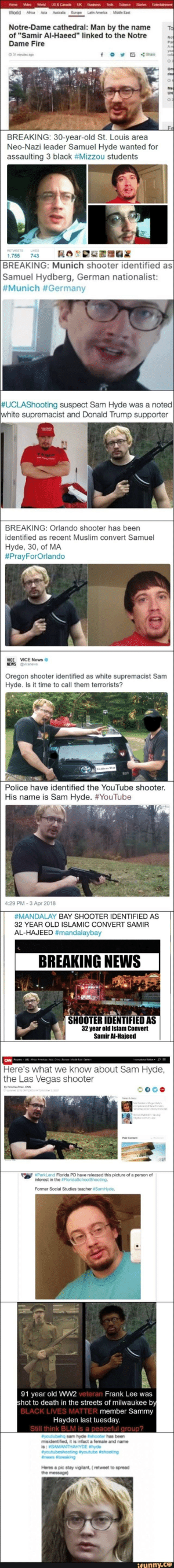 Sam Hyde Youtube