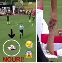 "Family, Memes, and Brain: NOURi! Write a caption... Ajax have confirmed 20-year-old Abdelhak Nouri has ""serious and permanent"" brain damage after collapsing in a friendly on Saturday.😭😱😔 -All our thoughts are with him and his Family🙏🏼❤️ @ soccerpostings"
