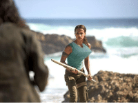 Nouvelle photo du film Tomb Raider: Nouvelle photo du film Tomb Raider