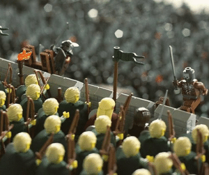 novelty-gift-ideas:  Battle Of Helm's Deep LEGO Set  : novelty-gift-ideas:  Battle Of Helm's Deep LEGO Set