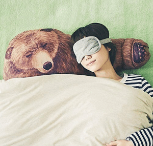 novelty-gift-ideas:  Bear Hug Pillows