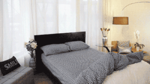 Tumblr, Blog, and Com: novelty-gift-ideas:Dual-Zone Temp Self-Making Bed