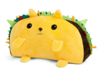 Tumblr, Blog, and Kittens: novelty-gift-ideas:  Exploding Kittens Tacocat Plush