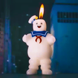 novelty-gift-ideas:    Ghostbusters Stay Puft Candle: novelty-gift-ideas:    Ghostbusters Stay Puft Candle