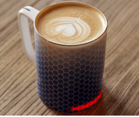 Tumblr, Blog, and Com: novelty-gift-ideas:  Self-Heating Smart Mug