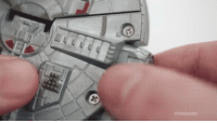 Millennium Falcon, Star Wars, and Tumblr: novelty-gift-ideas: Star Wars Millennium Falcon Multi-Tool Kit