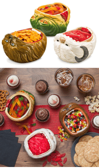 Star Wars, Tumblr, and Blog: novelty-gift-ideas:Star Wars Snack Bowls