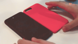 Iphone, Tumblr, and Blog: novelty-gift-ideas:  Thermal Sensor iPhone Case