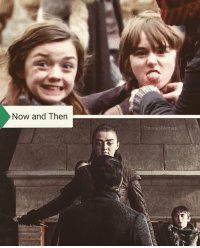 Fast, Now and Then, and They: Now and Then  ThronesMemes They grew up so fast https://t.co/IBZZTsLnV2
