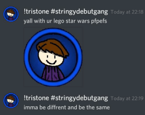 Now That S What I Call A Lego Star Wars Pfp Lego Meme On Me Me