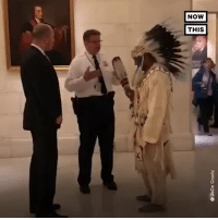 Tumblr, Blog, and Image: NOW  THIS endangered-justice-seeker:  Imagine not being able to wear your traditional clothing in YOUR land